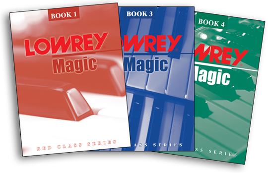 Lowrey Magic Covers